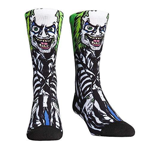 Beetlejuice Premium Men's Socks. Choice of designs, XL Size
