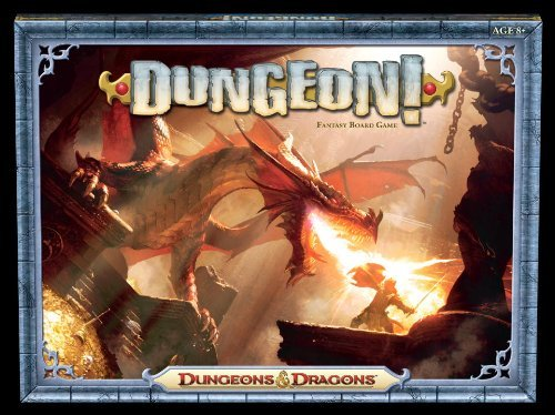 Wizards of the Coast Dungeon Board Game