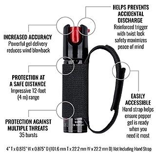 SABRE 3-IN-1 Pepper Spray - - قوة