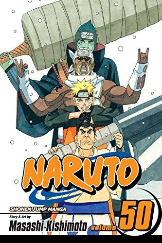 Naruto Volume 50