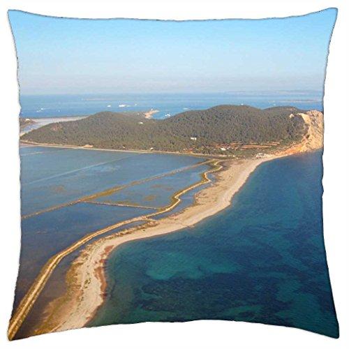 Ses Salines Ibiza - Funda de cojín (18
