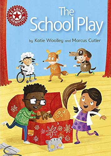 The School Play: Independent Reading Red 2 (Reading Champion) ~ TOP Books