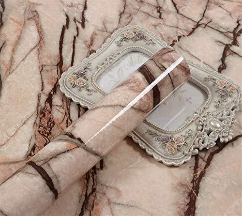 YUKANGI verdikte waterdichte marmer sticker keuken anti-olie kast tafel meubilair behang zelfklevende behang 5mx60cm Stijl 8