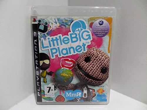 Little Big Planet [UK-Import, multilingual, Spiel komplett in Deutsch]