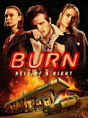 Burn - Hell of a Night