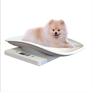 PDKACL 小型ペット 体重計 トレイ付き 小動物小型犬の小型猫