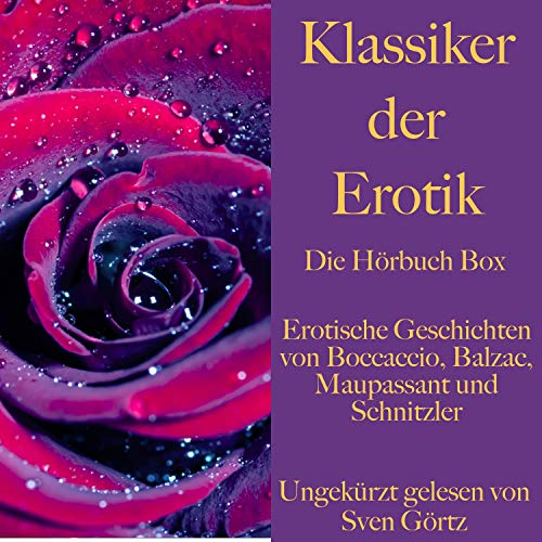Klassiker der Erotik - Die Hörbuch Box cover art