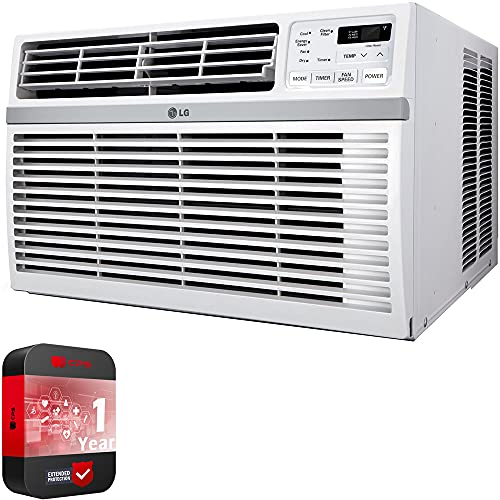 LG 12000 BTU Electronic AC with Remote 2016 Estar (LW1216ER) with 1 Year Extended Warranty