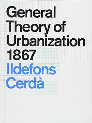 General Theory of Urbanization 1867