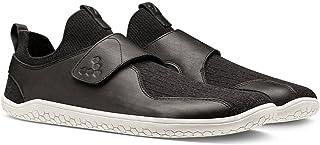Vivobarefoot Womens Primus Knit EZ Leather Textile Trainers