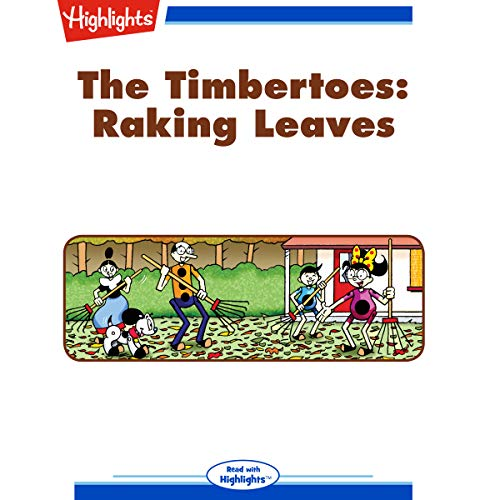The Timbertoes: Raking Leaves copertina