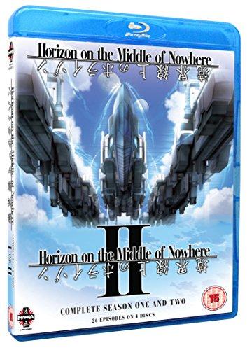 Horizon on The Middle of Nowhere-Series 1& 2 Complete [Edizione: Regno Unito] [Blu-Ray] [Import]
