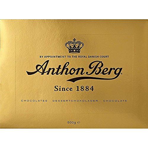 Anthon Berg Luxury Gold 800g, 1er Pack (1 X 800 G)