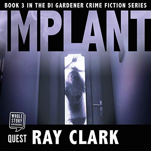 Implant audiobook cover art
