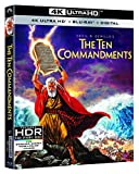 The Ten Commandments (4K UHD + Blu-ray + Digital)