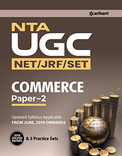 NTA UGC NET / JRF /SET Commerce Paper 2 2019