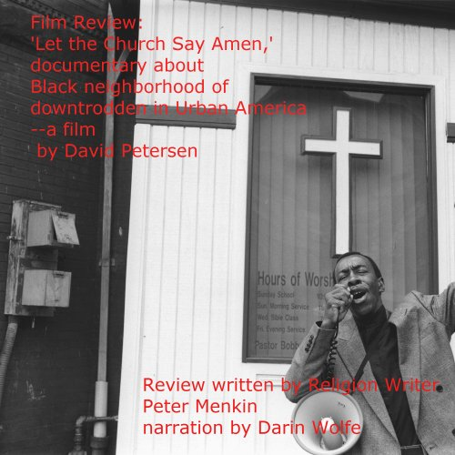 """Let the Church Say Amen"" cover art"