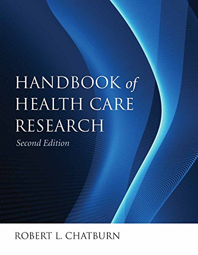 Download Handbook for Health Care Research 0763778052