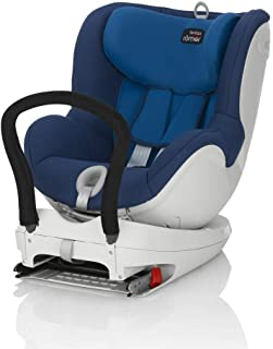 Romer Dual Fix - Silla de coche, color azul