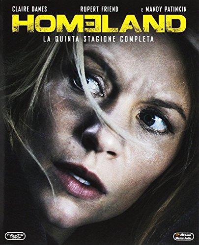 Homeland - Stagione 05 (3 Blu-Ray) [Italia] [Blu-ray]