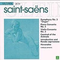 Symphony 3 / Piano Concerto 2