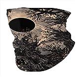 Photo de Lsjuee Yo-B la grande Ces-Sation visage chapeaux magiques variété écharpe bandeaux Bandana tour de cou