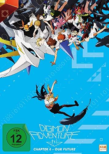 Digimon Adventure tri. Chapter 6 - Our Future