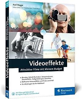 Videoeffekte: Attraktive Filme mit kleinem Budget