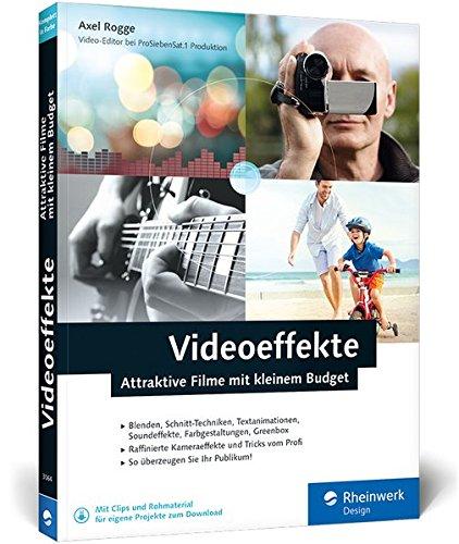 Rheinwerk Verlag Videoeffekte: Attraktive Bild