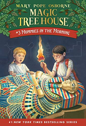 Compare Textbook Prices for Mummies in the Morning Magic Tree House, No. 3  ISBN 9780679824244 by Osborne, Mary Pope,Murdocca, Sal