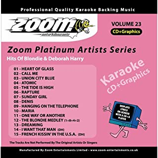 Zoom G - Platinum Artists 23: Blondie & Deborah Harry