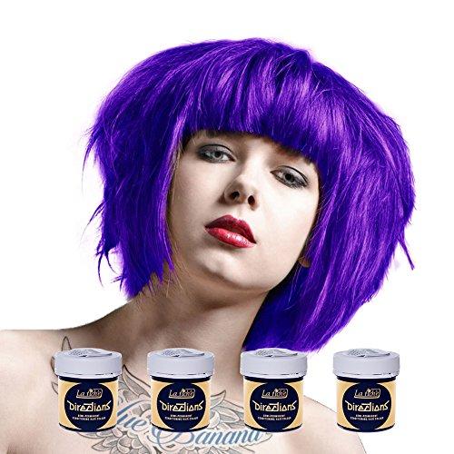 La Riche Directions Haarfarbe 4er Pack (Neonblau)