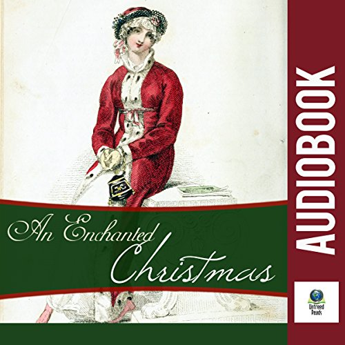 An Enchanted Christmas audiobook cover art