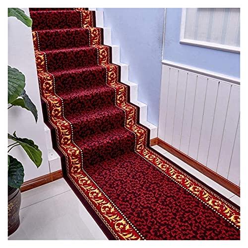 alfombra pasillo larga Antideslizante Pasillo Corredor Interior De La Manta Inicio Hall De Entrada Cocina Escaleras Alfombra Cuttable, Anchura 0,65 M / 0,8 M / 0,9 M / 1m / 1.1m / 1.2m / 1.5m (Color: