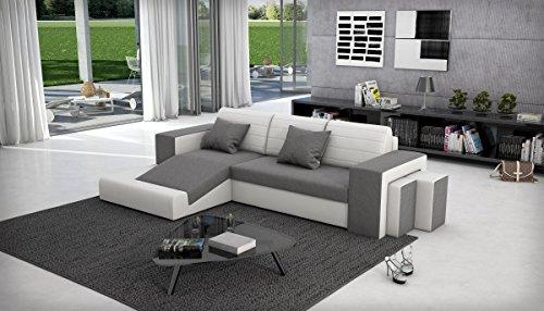 Sofa Dreams Design hoekbank Mino met slaapfunctie