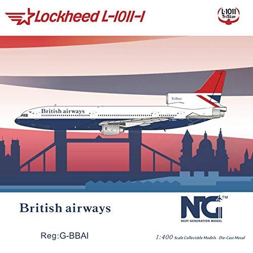 NG Model NGM31008 1:400 British Airways Lockheed L-1011-I Reg #G-BBAI