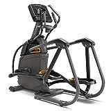 Matrix Fitness zmk4001236Matrix A30Ascent Entrenador con xer Consola, Negro/Amarillo