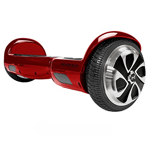 HOVERZON S Series Self Balance Hoverboard Scooter UL 2272; Dual Power 250-Watt Motor; Durable Aegis...