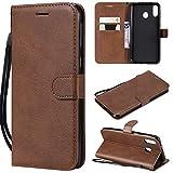 YYhin Phone Case Housse pour Coque Samsung Galaxy M20 / SM-M205F, Etui en Cuir PU, Etui...