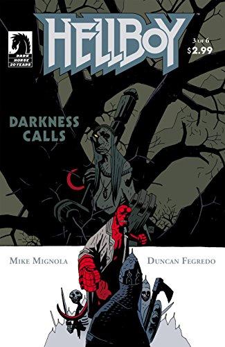 Hellboy: Darkness Calls #3 (English Edition)