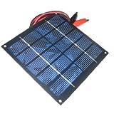 Sunnytech 1.25w 5v 250ma ミニ 小型 ソーラー パネル モジュール DIY ポリシリコン ソーラー エポキシ セル 充電器 B019