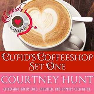 Cupid's Coffeeshop Set One audiobook cover art