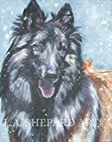 Belgian Shepherd Dog Art Print