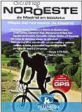 Noroeste de Madrid en bicicleta (Bicimap (petirrojo))