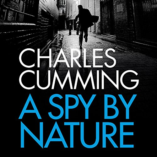 A Spy by Nature Titelbild