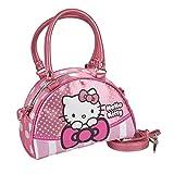 Karactermania 45660 Hello Kitty Bow Bolso Bandolera, 22 cm, Rosa