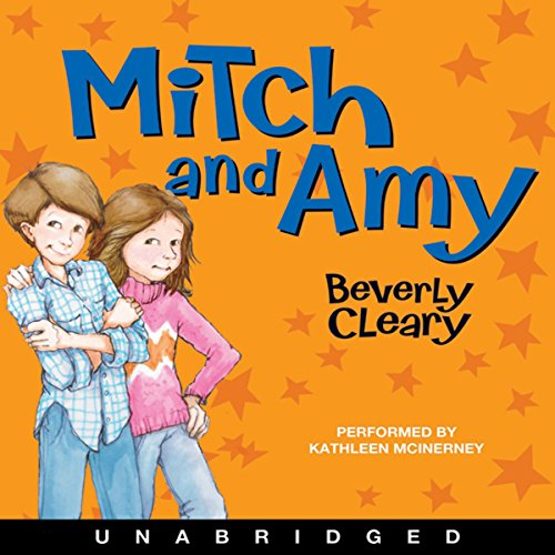 Mitch and Amy audiobook cover art