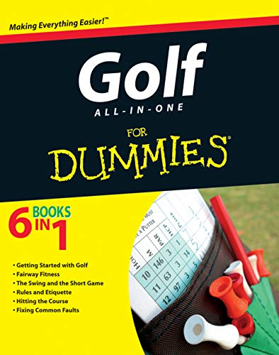 Compare Textbook Prices for Golf All-in-One For Dummies 1 Edition ISBN 9781118115046 by Consumer Dummies,LaReine Chabut