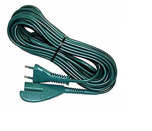 1 Câble électrique de 7 mt pour Folletto VK 135 136 aspirateur vorwerk adaptable pas original