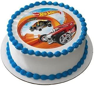 Hot Wheels Licensed Edible Cake Topper #37058